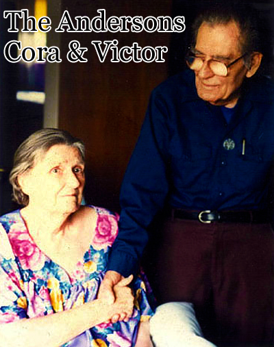 The Andersons, Cora & Victor